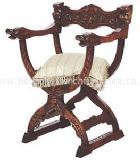 Cross Frame Chair